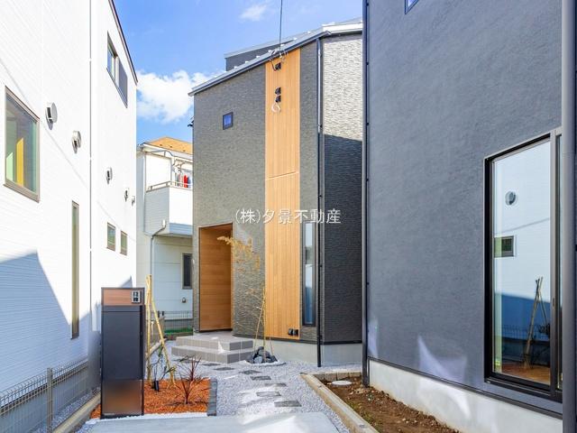 【外観】緑区大間木3丁目31-3(3号棟)新築一戸建てケイアイスタイル