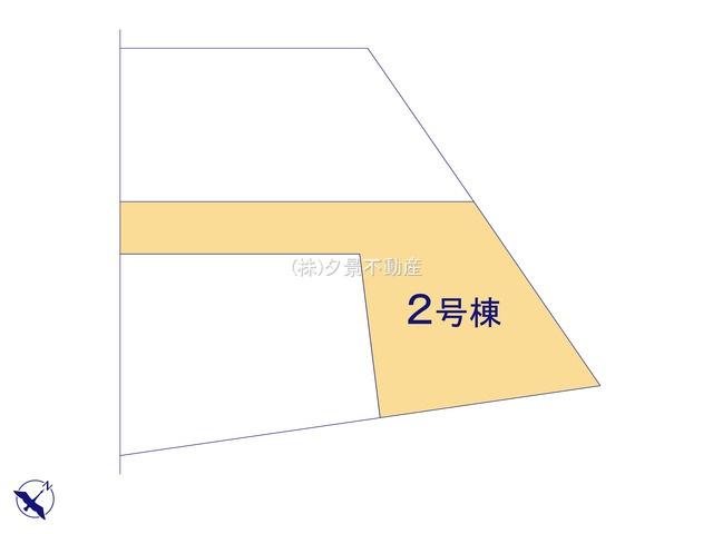 【区画図】緑区大間木3丁目31-3(3号棟)新築一戸建てケイアイスタイル