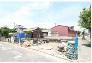 【外観】東浦町石浜三本松の新築戸建て1号棟