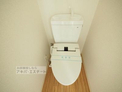 【トイレ】M's