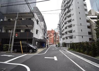 【エントランス】パークリュクス虎ノ門
