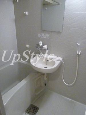 【浴室】リバーサイドタワー蔵前