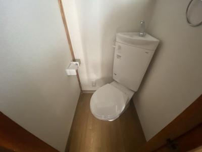 【トイレ】新野方 貸室
