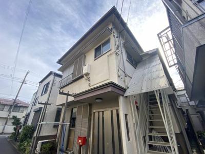 【外観】新野方 貸室