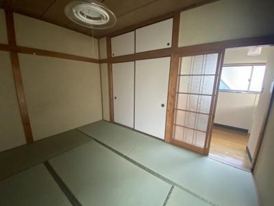 【和室】新野方 貸室
