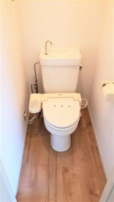 トイレです。アリエス本厚木