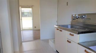 キッチンです。アリエス本厚木