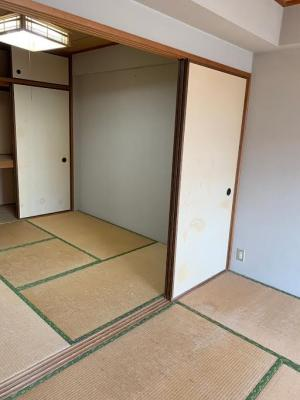 【和室】セントポリア出屋敷
