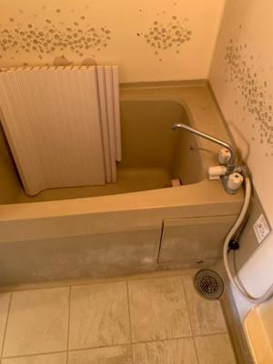 【浴室】セントポリア出屋敷