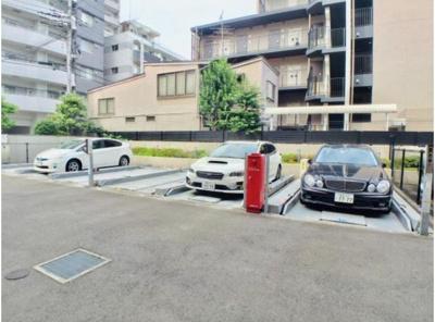 【駐車場】エーデルブルク