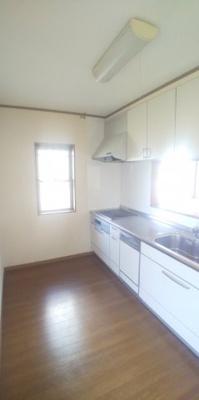 【キッチン】白子町中里 中古戸建住宅