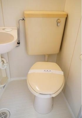 【トイレ】サンライズ浅見