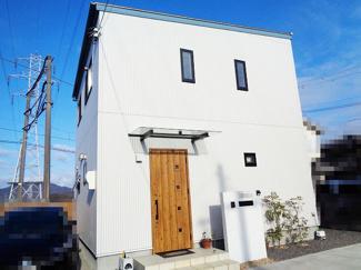 【外観】近江八幡市若葉町2丁目 中古戸建