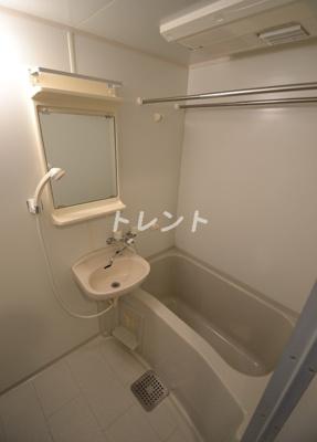 【浴室】グランドガーラ新宿