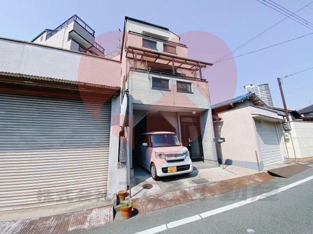 【外観】堺市東区大美野戸建