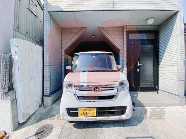 【駐車場】堺市東区大美野戸建
