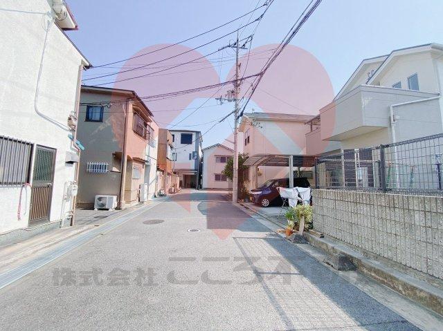 【周辺】堺市美原区南余部貸家