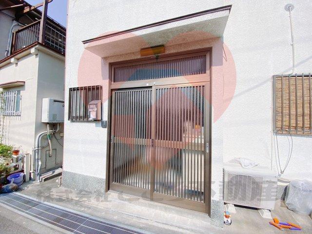 【エントランス】堺市美原区南余部貸家