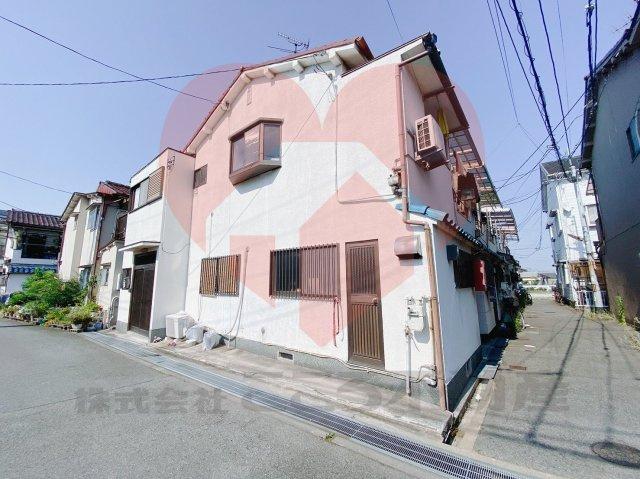 【外観】堺市美原区南余部貸家