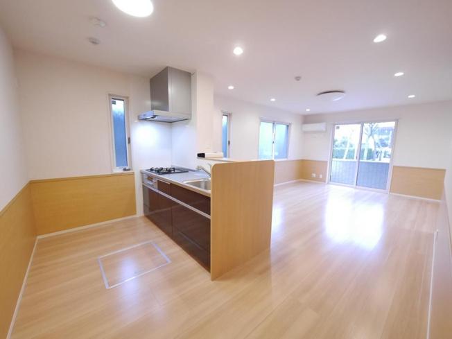 【キッチン】Casa EXE A(カーサエグゼエー)
