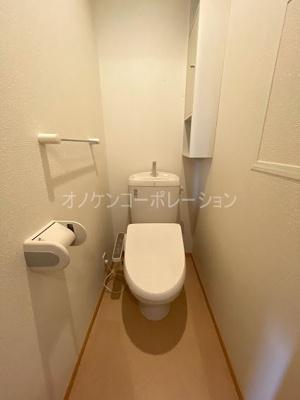 【トイレ】ラブリーコート