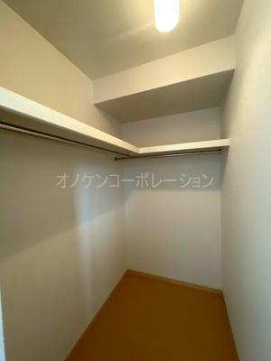 【収納】ラブリーコート