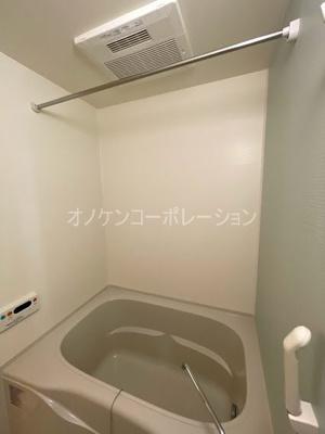 【浴室】ラブリーコート