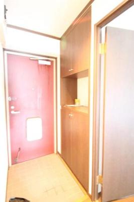 【玄関】グレイスコートⅡ