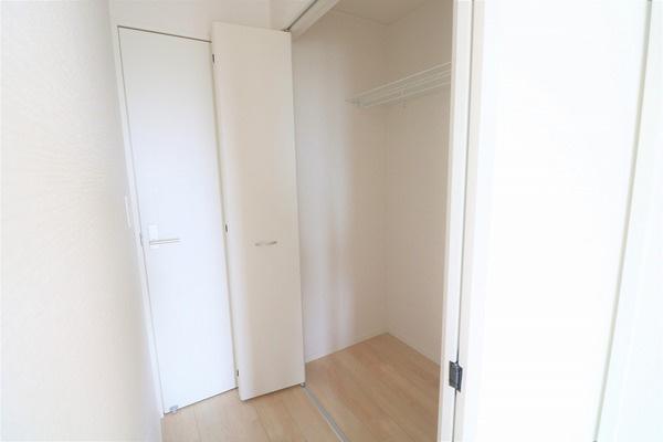 【収納】 2階8.5畳寝室の収納です♪