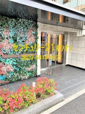 【エントランス】デュオステージ鷺ノ宮(サギノミヤ)