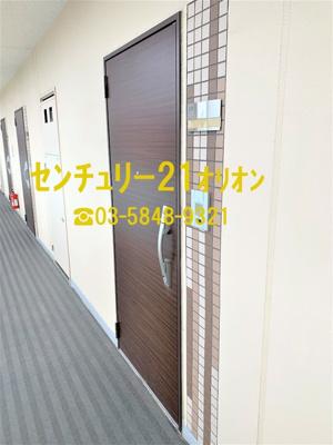 【玄関】デュオステージ鷺ノ宮(サギノミヤ)