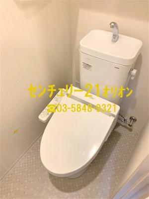 【トイレ】デュオステージ鷺ノ宮(サギノミヤ)