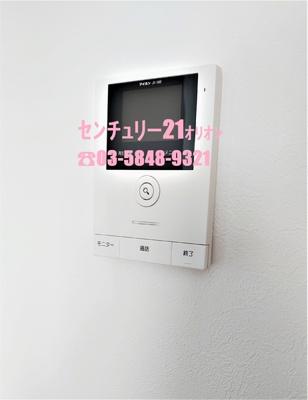【セキュリティ】Maison美ら(メゾンチュラ)-1F