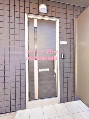 【玄関】Maison美ら(メゾンチュラ)-1F