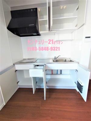 【キッチン】Maison美ら(メゾンチュラ)-1F