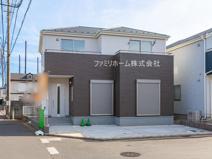 船橋市習志野4丁目 全3棟 新築分譲住宅の画像