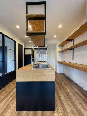 【キッチン】高宮第一マンション