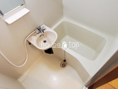 【浴室】プレステージフジ出屋敷壱番館