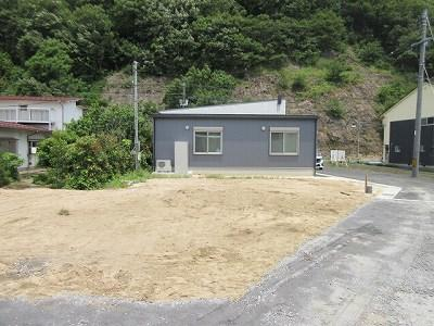 【外観】鳥取市丸山町 土地