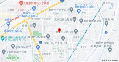 【地図】明野町4戸1貸家 (株)Roots