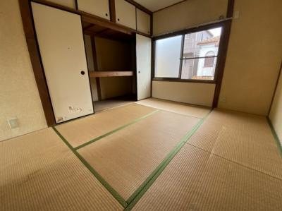 【寝室】明野町4戸1貸家 (株)Roots