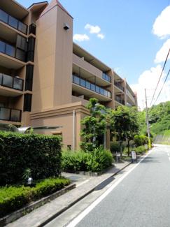【外観】東急ドエル・アルス川西けやき坂 2階