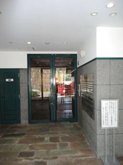 【エントランス】東急ドエル・アルス川西けやき坂 2階