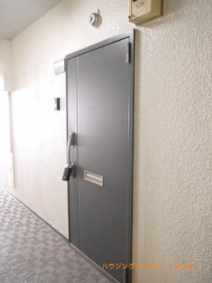 【玄関】東建池袋要町マンション