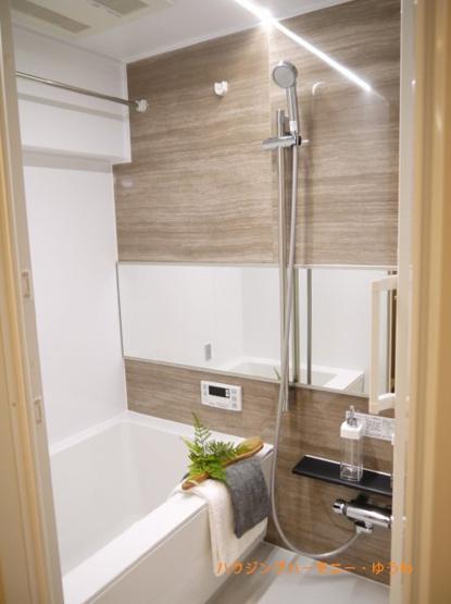 【浴室】東建池袋要町マンション