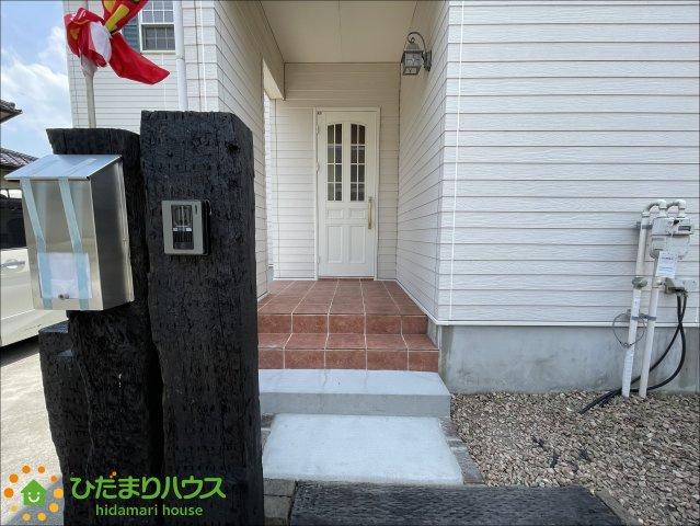 【玄関】杉戸町高野台南2丁目 中古一戸建て