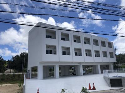 【外観】恩納村共同住宅