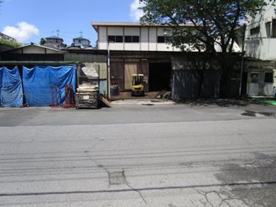 【外観】大野町2丁目倉庫事務所