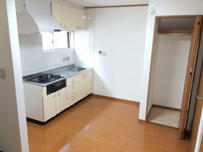 【キッチン】日暮荘