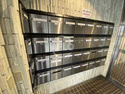 エクセルハイム川富 メールボックス